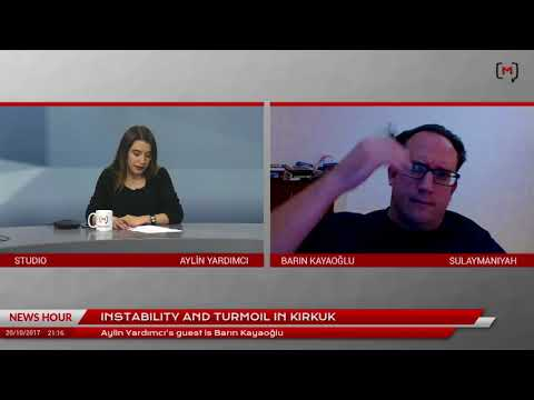 This Week in Turkey (34): Barın Kayaoğlu on the ongoing instability and turmoil in Kirkuk
