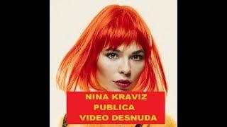 Nina Kraviz publica video desnuda