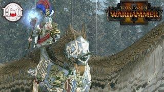 Empire Live Battles - Total War Warhammer 2 - Online Battle 100