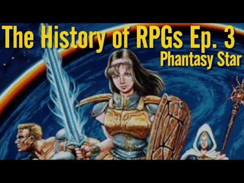 The History of RPGs Ep. 3 | Phantasy Star Analysis (1987)