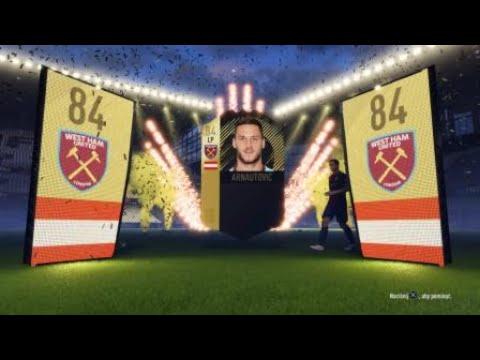 FIFA 18 paczki za squad battles 2