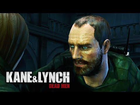 Kane & Lynch: Dead Men - Mission #14 - Within The Walls (1080p 60fps)