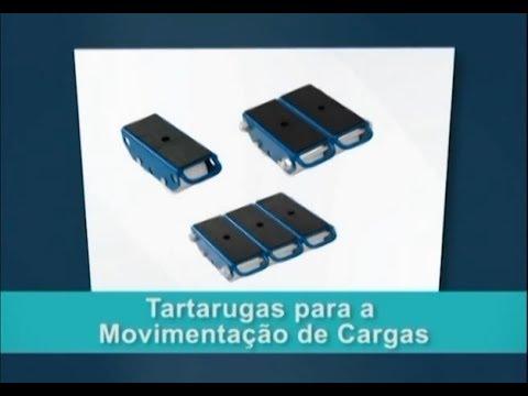 Bovenau - Carro Tartaruga para Movimentação de Cargas