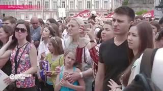 Урок на рекорд: как Украина массово учила английский язык