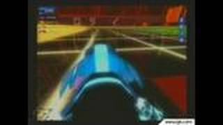 TRON 2.0 PC Games Gameplay - First-Person Lightcycle