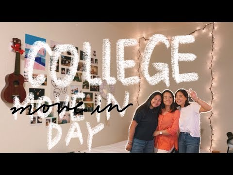 college move in day 2019 | Chapman University