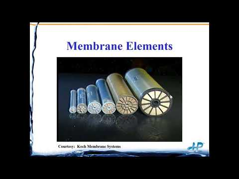 Advanced Troubleshooting of RO Membranes Through Element Autopsies text