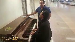 Rahat Fateh Ali Khan Live Main Jahaan Rahoon With Imran Akhtar Dubai Airpot 2018