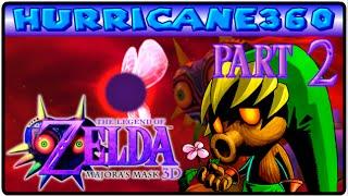 """Let's Abridged The Legend Of Zelda: Majora's Mask 3D (Part 2) """"Clock Town Panic"""""""