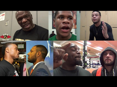 BROOK VS SPENCE PREDICTIONS & BREAKDOWNS BY MAYWEATHER BOXIN