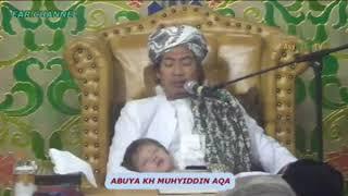 Download lagu IJAZAH NADZHOM LAMYAHTALIM & ASYROQOL BADRU, SYAHDU BANGET ABUYA KH  M MUHYIDDIN AQA :'(