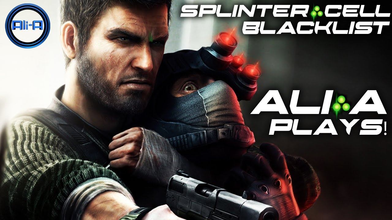 Ali-A Plays - Splinter Cell: Blacklist MULTIPLAYER! #2 SPIES vs Mercs  Gameplay!