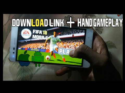 How to download fifa18(APK+OBB) on android  #Smartphone #Android