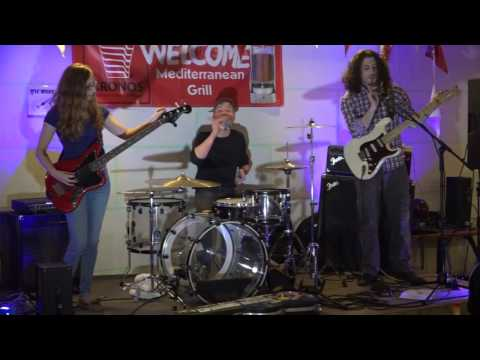 Blind Social (Springfield, IL) @ The Grill, Macomb, IL (March 18, 2017)