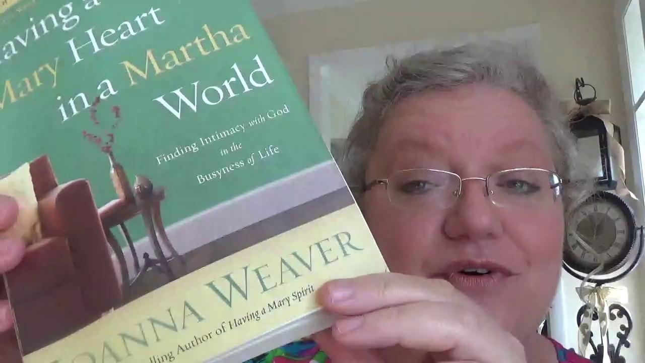 Having a Mary Heart in a Martha World eBook by Joanna ...