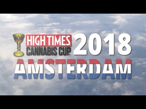 Expert Joints Amsterdam 2018 High Times Cup Departure