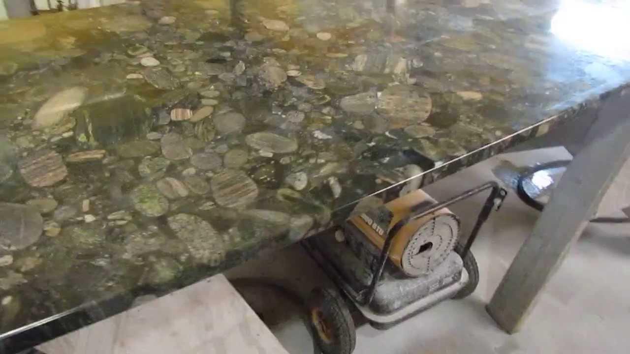 Huge Verde Marinace Granite Island Youtube