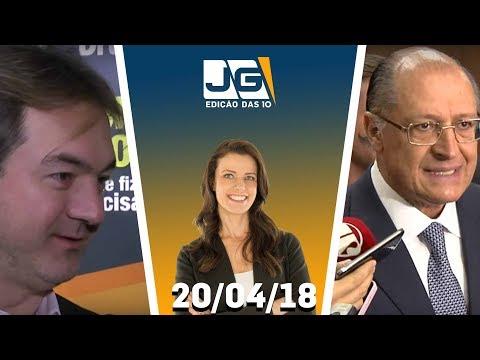 Jornal da Gazeta - Edição das 10 - 20/04/2018