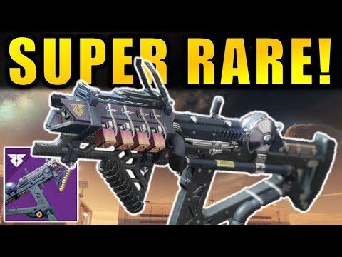 Destiny 2: SUPER RARE Escalation Protocol Ikelos SMG! | Warmind Expansion