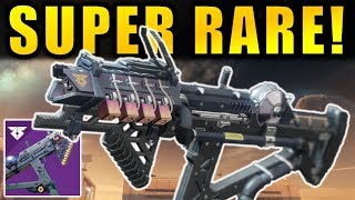 Destiny 2: SUPER RARE Escalation Protocol Ikelos SMG! | Warmind Expansion