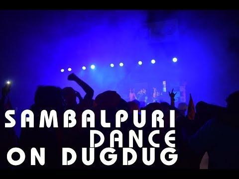 Vlog#03 Sambalpuri Dance On Dugdug Mania 2018 ll Game zoon