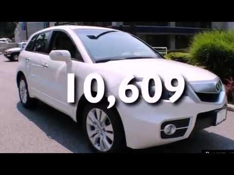 2010 Acura RDX Certified Huntington NY