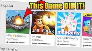 This Game Beat Jailbreak! (Roblox Destruction Simulator)