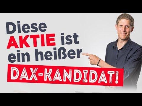 Diese Aktie ist ein heißer DAX-Kandidat!