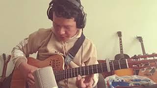 Hướng dẫn Solo Guitar Intro ca khúc Người Thầy (NS: Nguyễn Nhất Huy) Cs Cẩm Ly trình bày