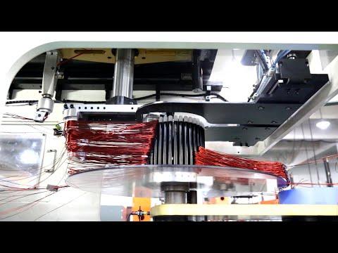 New energy Motor Stator Winding Machine