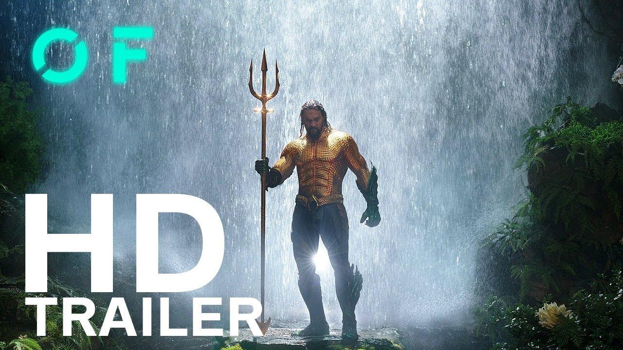 Aquaman Tráiler Final Subtitulado En Español De La Película De Dc Youtube