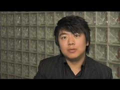 Lang Lang on the New York Philharmonic