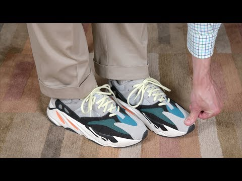 Yeezy 700: How Does It Fit?