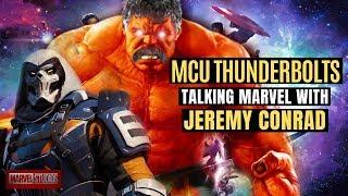WILD MCU NEWS! THUNDERBOLTS in Phase 4? Talking MCU w/ Jeremy Conrad