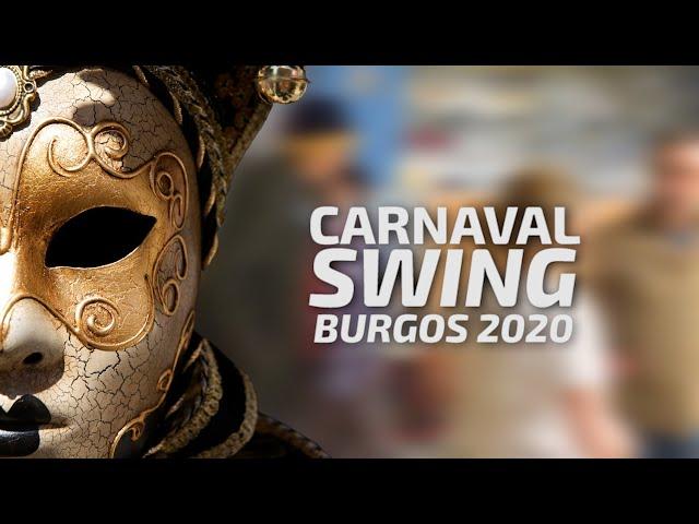 Carnaval Swing 2020 Burgos | Swing en Burgos