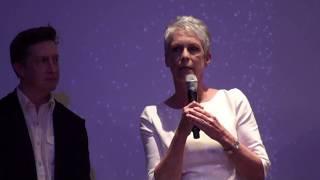 HALLOWEEN World Premiere Intro/Q&A Jamie Lee Curtis, David Gordon Green, Danny McBride