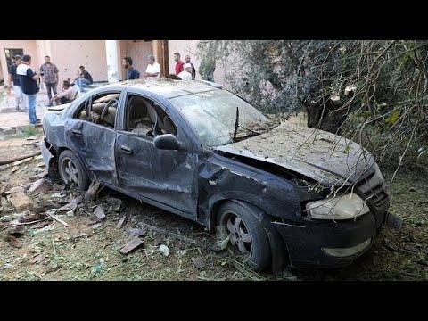 2 children killed in Tripoli as missiles struck house