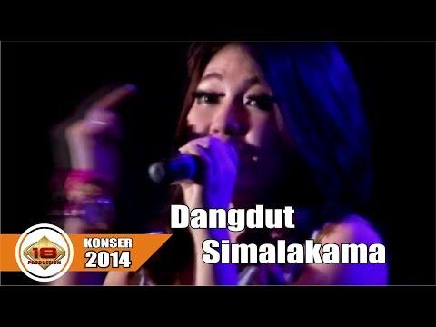 Di Sangka Via Vallen .. !!! DANGDUT HOTT !!! LAGU SIMALAKAMA .. (LIVE KONSER PEKALONGAN 2014)