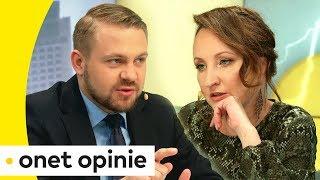 Jacek Ozdoba: nie podoba mi się postawa Banasia | Onet Opinie