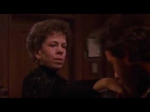 Oscar Winner Linda Hunt Plays Saloon Madame  Silverado 1985