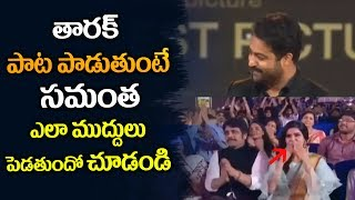 IIFA Utsavam Awards 2017 Full Show | ntr Speech at iifa utsavam | Samantha