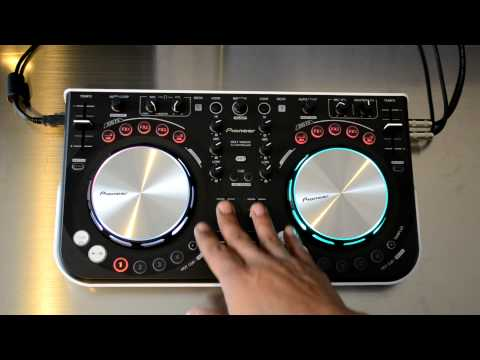 Pioneer DDJ-WeGO Digital DJ Controller Demo & Review Video