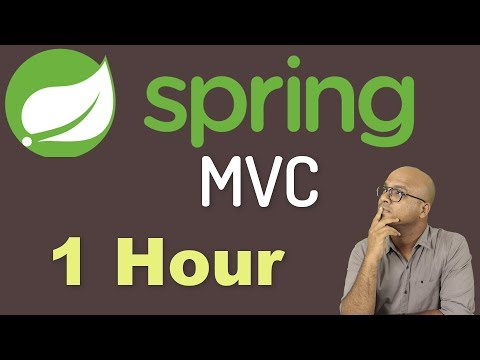 Spring MVC Tutorial | Full Course