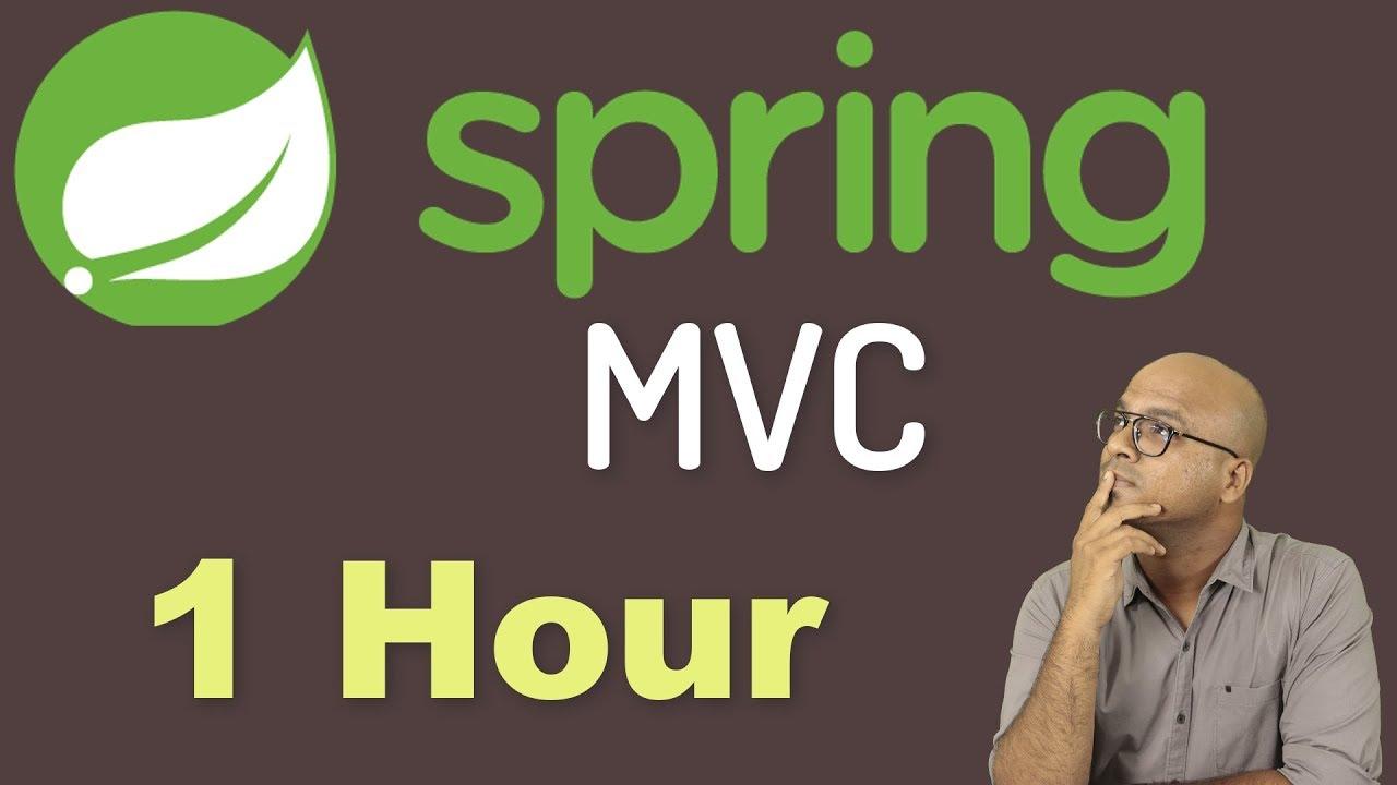 Spring MVC Tutorial   Full Course - YouTube
