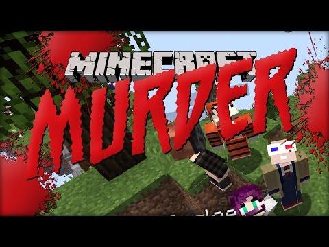 Minecraft MURDER! - Secret Rooms