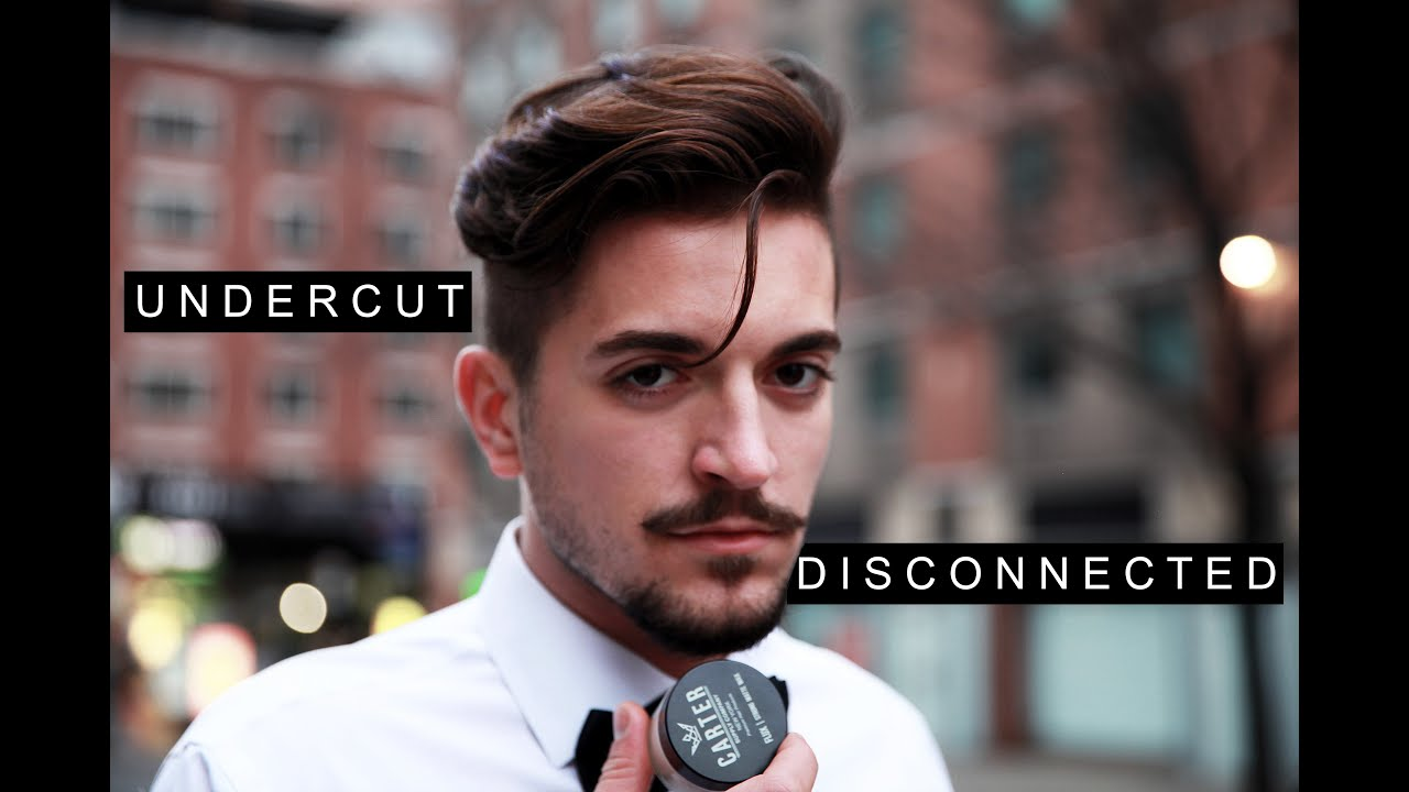 David Beckham Inspired Disconnected Slicked Back Undercut Popular Men S Hairstyles Csc