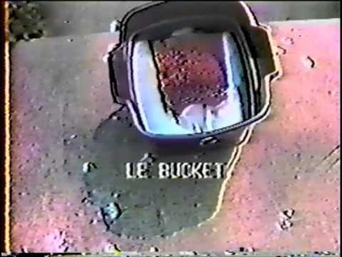 Wet Sponge in a Bucket