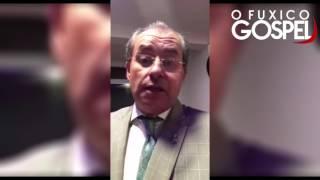 Vazou! Reuel Bernadino grava vídeo falando a verdade sobre polêmica