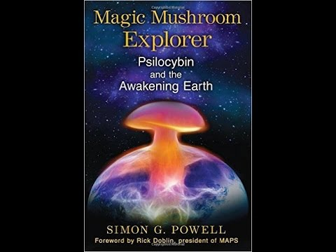 Episode 047 – Simon G. Powell - Psilocybin & Global Consciousness