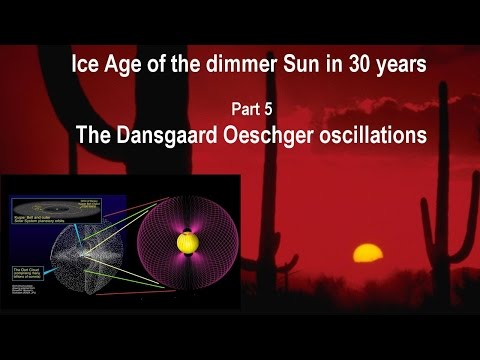 Ice Age in 30 years 5 Dansgaard Oeschger oscillations
